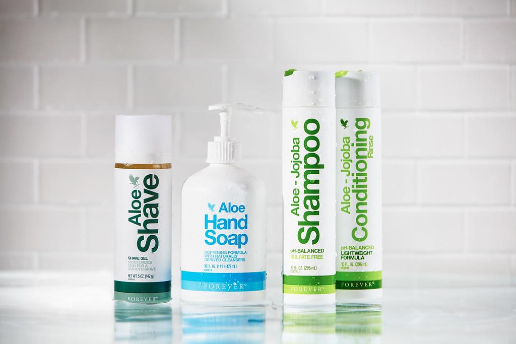Shampoo Hand Soap Shave-XL